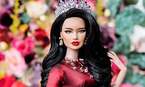 Búp bê Việt xinh đẹp nổi bật ở Hoa hậu búp bê thế giới