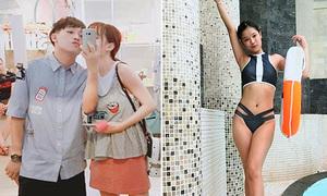 Sao Việt 23/5: Phở hẹn hò bạn gái, Yến Chibi da nâu nóng bỏng bất ngờ