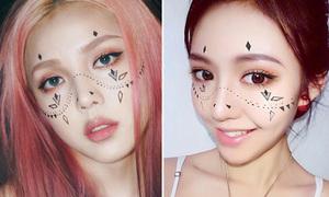App trang điểm xinh như 'phù thủy làm đẹp' gây sốt ở Hàn