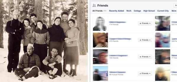 Hội bạn bè ngày xưa tuy ít nhưng chất lượng, còn hội Friends trên Facebook ngày nay có khi còn chẳng biết mặt nhau.