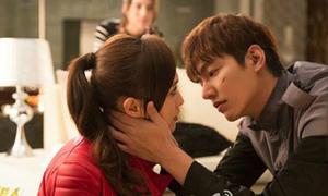 Lee Min Ho ngọt ngào và mạnh mẽ trong phim hành động