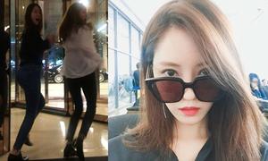 Sao Hàn 28/5: Jessica - Krystal nhảy nhót tưng bừng, Hyo Min lạnh lùng sang chảnh