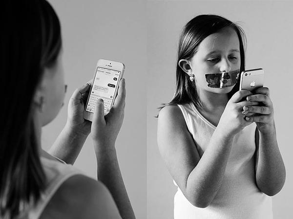 Trẻ em ngày nay cũng phụ thuộc quá nhiều vào mạng xã hội.