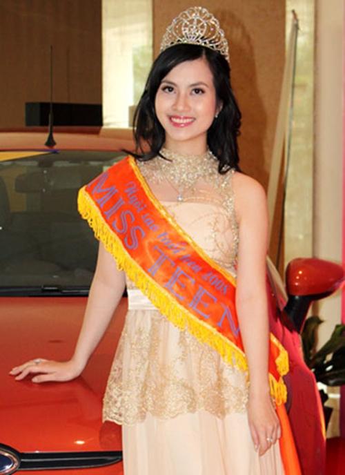 Nguyễn Thùy Huyền Trang đăng quang ngôi vị Miss Teen 2008 lúc 17 tuổi. Cô gái đến từ Đồng Nai thuyết phục với vẻ đẹp trong sáng, dịu dang. Tuy có bước đệm tốt nhưng Huyền Trang lại không tham gia nghệ thuật nhiều. Cô chuyên tâm vào công việc học tập và du học năm 2011.