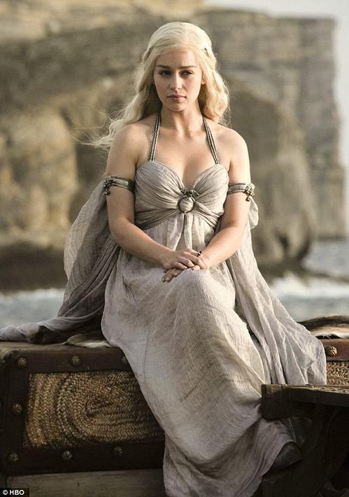Mẹ Rồng trong Game of Thrones mùa thứ 6 lột xác ngoạn mục trong vai Lousia của Me Before You.