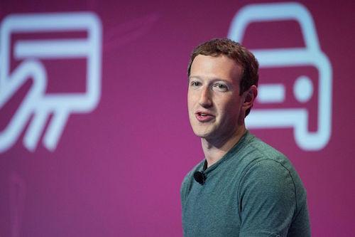mark zuckerberg bi hack tai khoan twitter vi... password de doan hinh anh 1