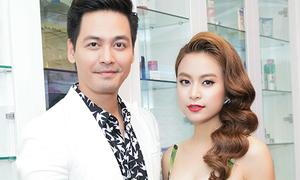 Phan Anh sóng đôi Hoàng Thùy Linh đi sự kiện sau lùm xùm với VTV