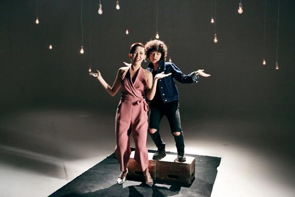 Ca sĩ, nhạc sĩ Tiên Tiên sẽ xuất hiện trong MV mới của Tóc Tiên mang tên MV tiếp theo cho ca khúc I'm in love.