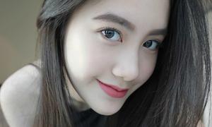 Hot girl mặt xinh, dáng chuẩn số 1 của Lào hóa ra là người gốc Việt
