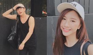 Sao Việt 7/6: Ngọc Trinh hở siêu bạo, Quỳnh Anh Shyn mặc đồ đôi với B Trần