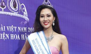 Lộ diện nhan sắc cao 1m80 đại diện Việt Nam thi Miss World