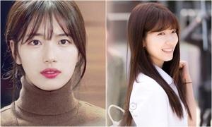Suzy, Park Shin Hye dẫn đầu về nhan sắc trên màn ảnh tháng 6, 7