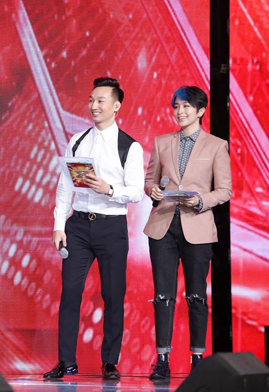Gil Lê cùng Thành Trung trở thành bộ đôi MC mang đến sự mới lạ cho mùa thứ hai của cuộc thi. Gil Lê sẽ tiếp tục đồng hành cùng các thí sinh X-Factor mùa 2 vào các đêm trình diễn trực tiếp tiếp theo.