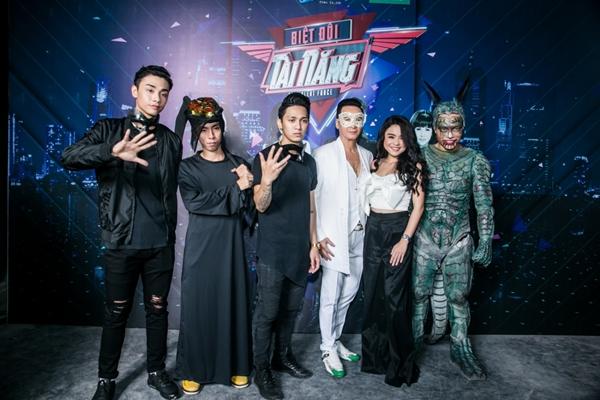Tronie  Thái Trinh bắt tay công phá Vbiz Cặp đôi cùng tham gia