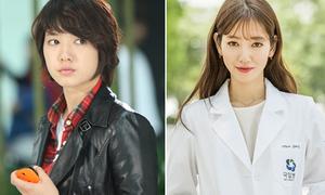 Style biến hóa của Park Shin Hye trong 6 bộ phim để đời