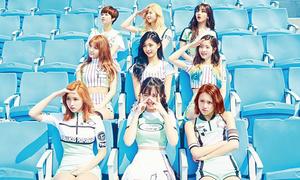 Top nhóm nữ Kpop được fan nam yêu thích nhất nửa đầu 2016