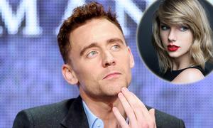 Vẻ quyến rũ bí hiểm của Tom Hiddleston - tình mới Taylor Swift