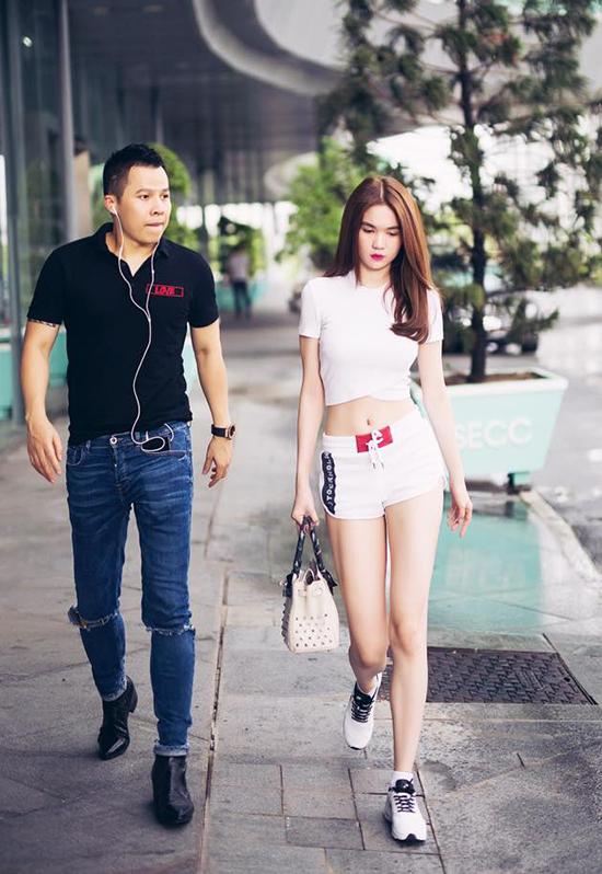 sao-style-16-6-ngoc-trinh-dep-khong-can-cao-got-truc-diem-chan-dai-tit-tap-1