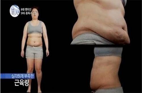 hot girl ao danh bay 31kg de thanh hot girl thuc hinh anh 4