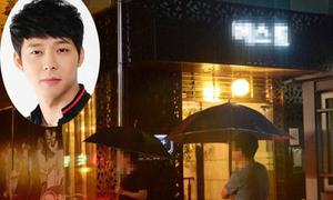 Quán bar nơi Park Yoo Chun dính bê bối tình dục