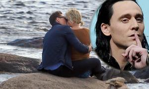 Vừa chia tay người yêu, Taylor Swift lộ ảnh hôn 'Loki' Tom Hiddleston