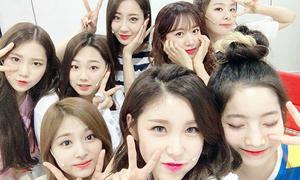 Sao Hàn 16/6: 8 idol nữ đọ sắc trong ảnh selfie, Hyeri thân mật tựa vai Ji Sung