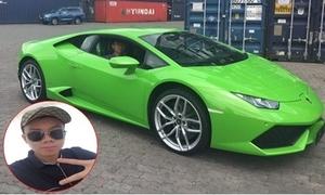 Cuộc sống gắn liền với siêu xe tiền tỷ của em trai Phan Thành