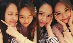 Sao Hàn 21/6: Jessica xì tin hơn Krystal, Sistar 'đốt mắt' với body nóng bỏng