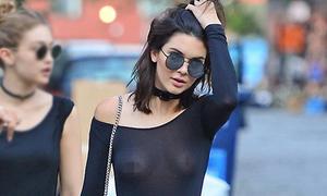 Đây hẳn là lý do Kendall Jenner ít tốn tiền mua áo ngực nhất Hollywood