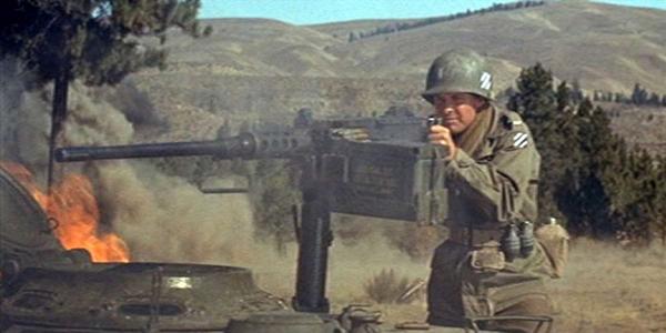 Bộ phim kể lại một trong những chiến công hào hùng của anh línhAudie Murphy