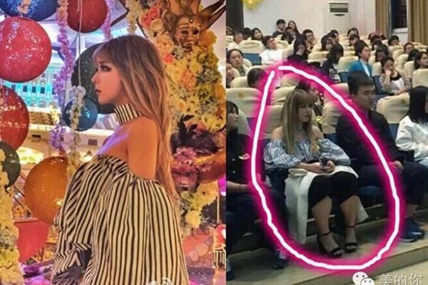 Tuy nhiên, cách đây ít hôm, vài người dùng Weibo tung ảnh dung nhan thật ngoài   đời của Vu Văn Tịnh và chỉ trích cô nàng chuyên chỉnh sửa photoshop khiến   ngoại hình hoàn toàn khác biệt để thu hút sự chú ý.