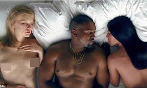 Bị lột sạch quần áo trong MV của Kanye West, Taylor Swift muốn kiện cũng khó thắng