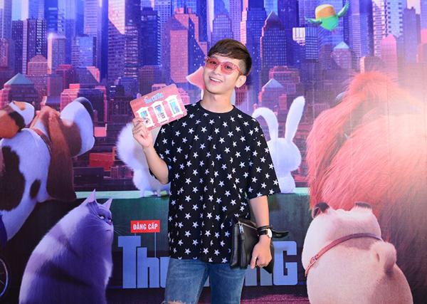 Dương Idol háo hức được xemtác phẩm điện ảnh mới nhất của xưởng hoạt hình Illumination và hãng Universal