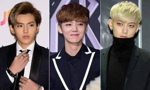 SM nộp 14 đơn kiện chống lại Kris, Lu Han, Tao tại Trung Quốc