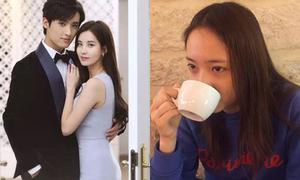 Sao Hàn 30/6: Krystal lộ mắt thâm quầng, Seo Hyun khoe đường cong xinh đẹp
