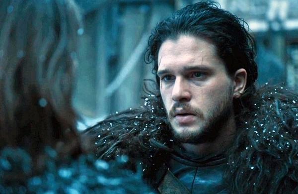 Jon Snow, mỹ nam của Game of Thrones.