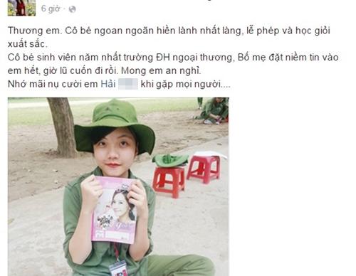 nu-sinh-ngoai-thuong-chet-duoi-khi-di-tinh-nguyen-to-se-cong-hien-tuoi-tre-cho-cuoc-song