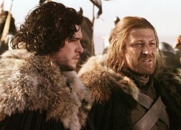 Ned Stark không phải cha của Jon Snow mà chỉ là người bảo vệ cho anh.