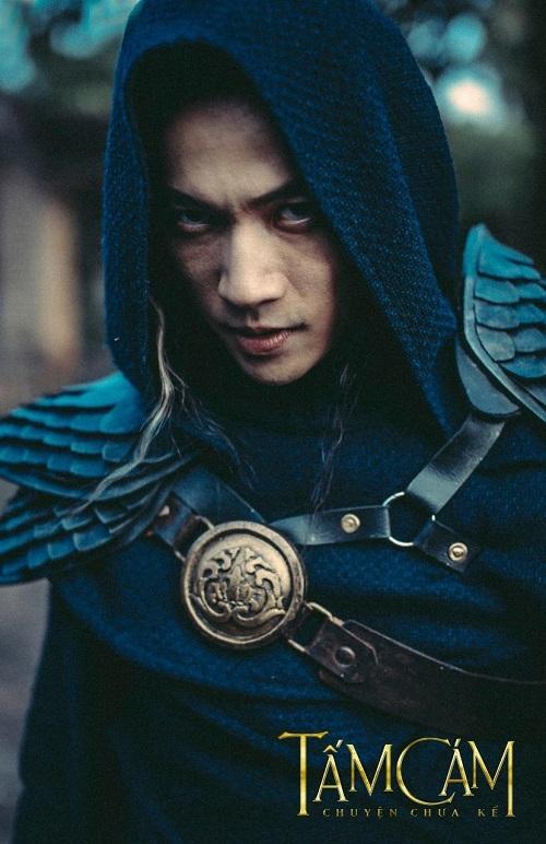 Nhân vật Thạch Biền trên phim.