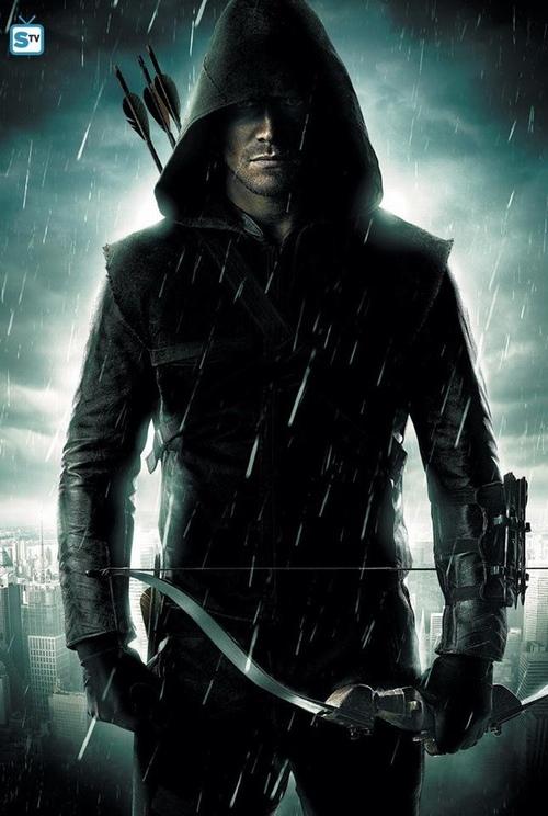Siêu anh hùng Gren Arrow của hãng DC Comics.