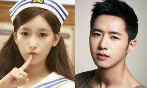 Netizen Hàn hả hê vì thành viên T-ara chia tay bạn trai mỹ nam