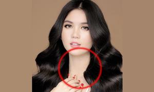 Loạt ảnh 'có gì đó sai sai' của sao Việt do Photoshop quá tay