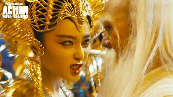 Bộ phim quy tụ dàn diễn viên sáng chói, bao gồm:  Lý Liên Kiệt, Phạm Băng Băng, Huỳnh Hiểu Minh, Angelababy, Lương Gia Huy, Cổ Thiên Lạc, Hướng Tá