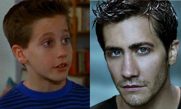 Hoàng tử Ba Tư Jake Gyllenhaal cũng nên được xếp vào nhóm sao Hollywood dậy thì thành công.