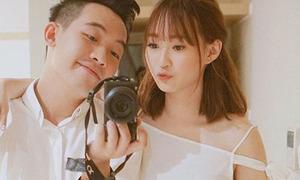 Mới yêu, Phở và Sun Ht đã có cả bộ sưu tập đồ đôi cực chất