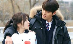 Loạt ảnh động tình cảm đáng yêu 'tưởng chết' của Suzy và Kim Woo Bin
