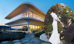 Bae Yong Joon đưa vợ đi nghỉ ở villa gần 200 triệu đồng/đêm