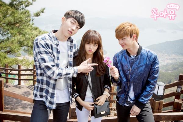 Học đường 2015 là phần thứ 6 của series School của đài KBS. Nội dung phim xoay quanh câu chuyện tình bạn, tình yêu của những cô cậu học sinh ở một trường trung học. Bộ phim còn tái hiện những mặt tối của đời sống học đường, đặc biệt là vấn nạn bắt nạt, áp lực thành tích& khiến nội dung phim trở nên gần gũi, chân thật, giàu giá trị nhân văn. Học đường 2015 có sự tham gia của nhiều sao trẻ, trong đó có em út của BtoB Sung Jae.