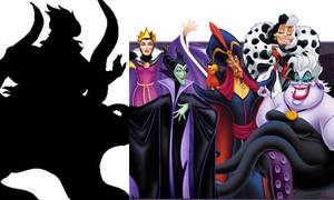 Bạn có thể chỉ tên kẻ gian ác trong Disney chỉ qua cái bóng?