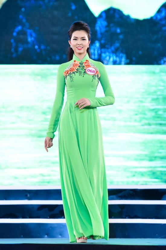 Vũ Thị Vân Anh (Quảng Ninh  SBD 068)